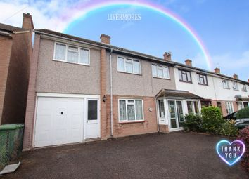 Thumbnail 4 bed semi-detached house for sale in Balmoral Road, Sutton At Hone, Dartford, Kent