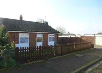 Thumbnail 2 bed terraced bungalow for sale in Green End, Great Brickhill, Milton Keynes
