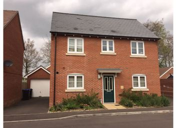 Thumbnail 3 bedroom detached house for sale in Bluebell Way, Salisbury
