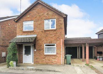 Thumbnail 3 bed detached house for sale in Milton Drive, Newport Pagnell