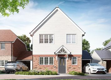 Thumbnail 3 bed detached house for sale in Tovil Hill, Maidstone