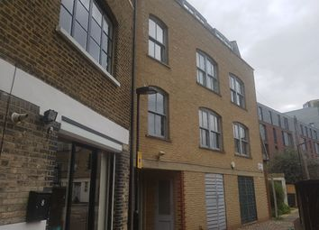 Thumbnail 3 bed flat for sale in Florfield Passage, London