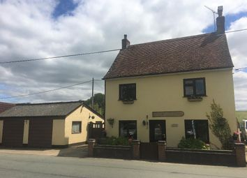 Thumbnail 3 bed detached house for sale in Woodrow, Fifehead Neville, Sturminster Newton, Dorset