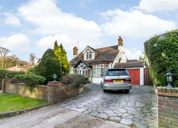 Thumbnail 6 bed detached bungalow for sale in Overhill Road, Purley, Surrey