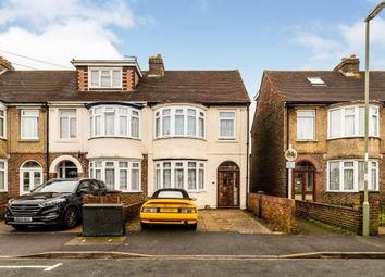 Thumbnail 3 bed end terrace house for sale in Brighton Avenue, Gosport