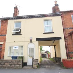 Thumbnail 3 bed terraced house to rent in Victoria Terrace, Stafford