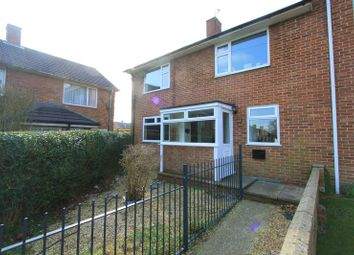 Thumbnail 3 bed end terrace house for sale in Gerard Crescent, Southampton