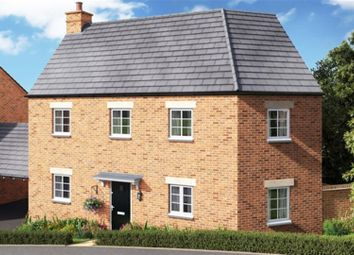 Thumbnail 3 bed link-detached house for sale in St George's Field, Wootton, Northampton