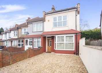Thumbnail 4 bedroom end terrace house for sale in Barrowell Green, Winchmore Hill, London, .