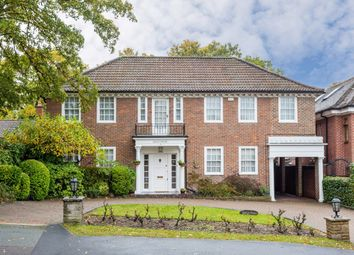 Thumbnail 4 bed detached house for sale in Tomswood Road, Chigwell