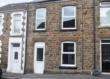 Thumbnail 2 bed terraced house to rent in Market Street, Morriston