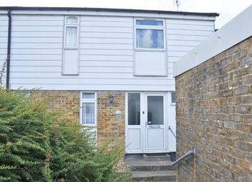 Thumbnail 3 bed terraced house to rent in Cotswold Close, Worting, Basingstoke