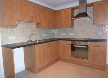 Thumbnail 2 bed flat to rent in Fairby Close, Tiverton