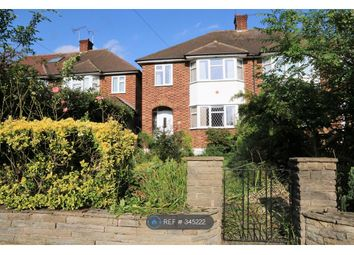 Thumbnail 3 bed semi-detached house to rent in Woodberry Way, Chingford