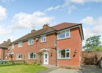 Thumbnail 4 bed semi-detached house for sale in Ash Grove, Wem, Shropshire