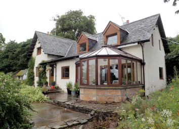 Thumbnail 4 bed detached house for sale in Hill Cottage, Kirkton, Golspie
