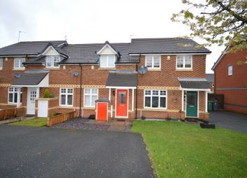 Thumbnail 2 bed terraced house for sale in Croft Green, Bromborough, Wirral