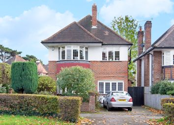 Thumbnail 3 bed detached house for sale in Copse Hill, London