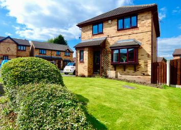 3 bed detached house for sale in Warren Hill, Rotherham S61