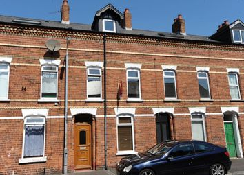 Thumbnail 4 bed terraced house for sale in Rosebery Street, Bloomfield, Belfast