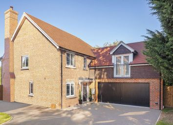 Thumbnail 5 bed detached house for sale in Manor Fields, London Road, Bidborough Borders