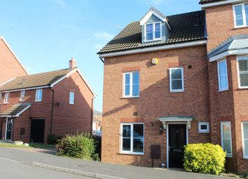 Thumbnail 4 bed semi-detached house to rent in Shropshire Drive, Coventry