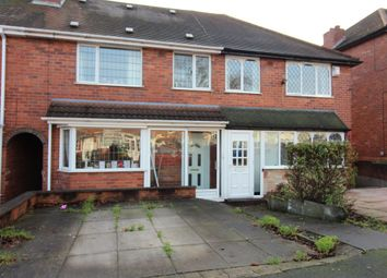 Thumbnail 3 bed terraced house for sale in Sterndale Road, Great Barr