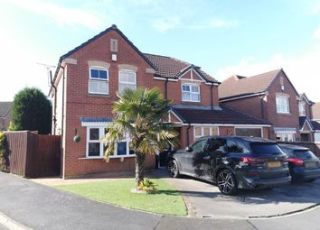 Thumbnail 4 bed detached house for sale in Spire Close, Annesley Woodhouse, Kirkby-In-Ashfield, Nottingham