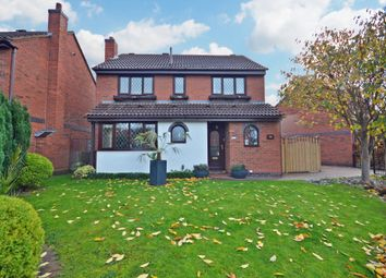 Thumbnail 4 bed detached house for sale in Falmouth Avenue, Normanton