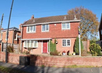 Thumbnail 3 bed detached house for sale in Bridge Road, Sarisbury Green, Southampton