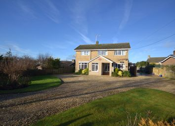 Thumbnail 5 bedroom detached house for sale in Brackley Road, Silverstone, Towcester