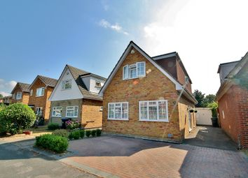 Thumbnail 2 bed detached house for sale in Chequer Tree Close, Knaphill, Woking