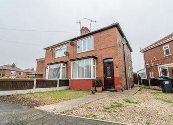 Thumbnail 2 bedroom semi-detached house to rent in Anchorage Crescent, Doncaster
