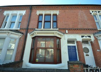 Thumbnail 2 bed terraced house for sale in Roman Street, Leicester