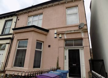 Thumbnail 2 bed flat to rent in Wellington Avenue, Wavertree, Liverpool