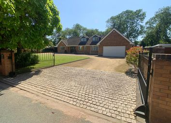 Thumbnail 5 bed detached bungalow for sale in Mill Court, Mill Lane, Stafford