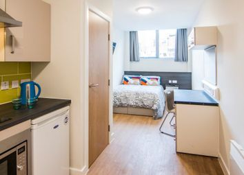 Thumbnail 1 bed flat for sale in Burgess House St. James Boulevard, Newcastle Upon Tyne
