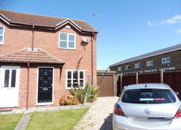 Thumbnail 2 bed semi-detached house to rent in The Beeches, Sturton By Stow, Lincoln