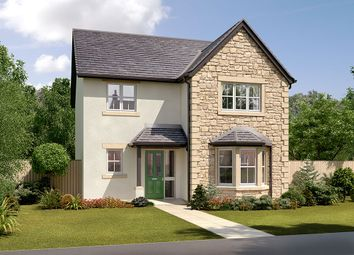"Thumbnail 4 bed detached house for sale in ""Grantham"" at Houghton Road, Houghton, Carlisle"