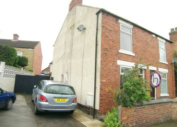 Thumbnail 2 bedroom semi-detached house to rent in East View Road, Heage, Belper