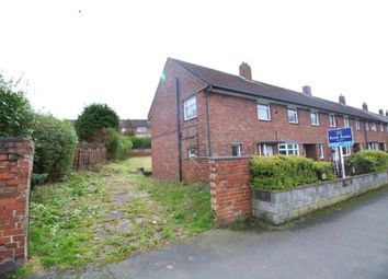 Thumbnail 3 bed terraced house to rent in Edinburgh Road, Congleton