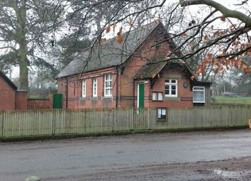 Thumbnail 3 bed detached house for sale in The Village Hall, Elmhurst, Lichfield