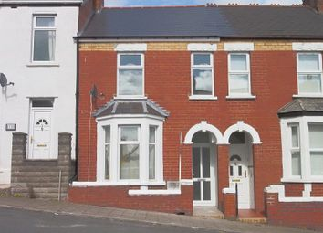 Thumbnail 3 bedroom property for sale in Trinity Street, Barry