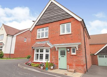 Thumbnail 3 bed detached house for sale in Kingdon Way, Holsworthy