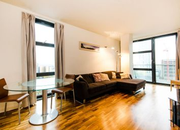 Thumbnail 2 bedroom flat for sale in Discovery Dock Apartments West, Canary Wharf