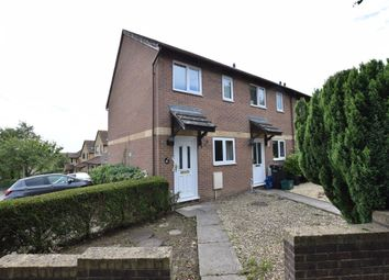 Thumbnail 2 bed end terrace house for sale in Laxton Way, Peasedown St. John, Bath, Somerset