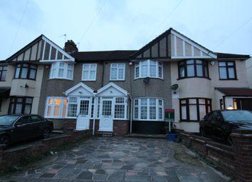 Thumbnail 3 bed terraced house to rent in Off Clayhall Avenue, Clayhall, Barkingside, Redbridge IG5, Ig6, Ig4, Ig2,