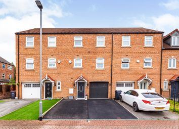 Thumbnail 4 bed town house for sale in Goldfinch Court, Wath-Upon-Dearne, Rotherham