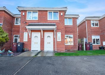 Thumbnail 3 bed end terrace house for sale in Antons Court, Liverpool
