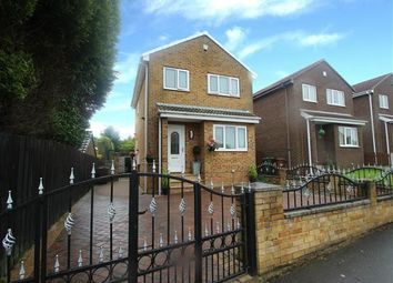 Thumbnail 3 bed detached house for sale in Elder Avenue, Upton, Pontefract